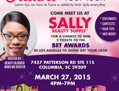 Save the Date: FREE Beauty Makeover Meetups in Columbia, SC