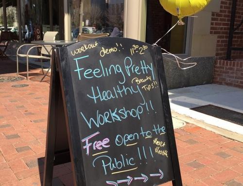 Event Recap: Feel Pretty Healthy Makeover Workshop