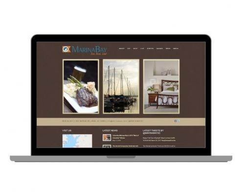 Marina Bay Website