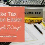 make tax season easier
