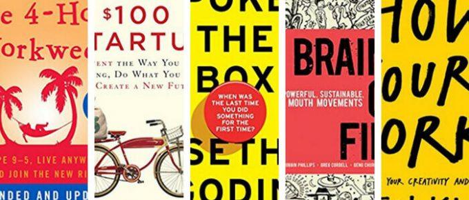 5 POPULAR HELPFUL BOOKS EVERY ENTREPRENEUR SHOULD READ