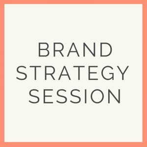 brand strategy session