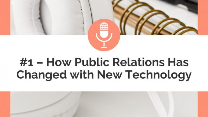 podcast - public relations