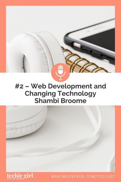 podcast pin - shambi broome