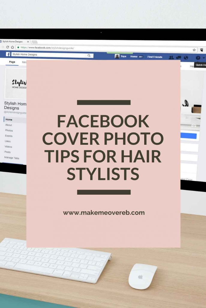 Facebook Cover Photo Tips For Hair Stylists