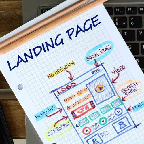 Landing Page Service