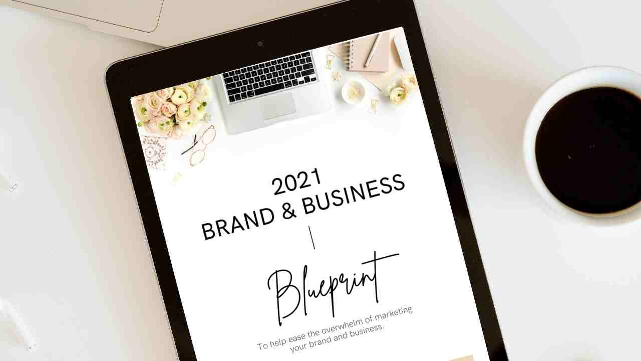 Grab the Brand and Business Blueprint