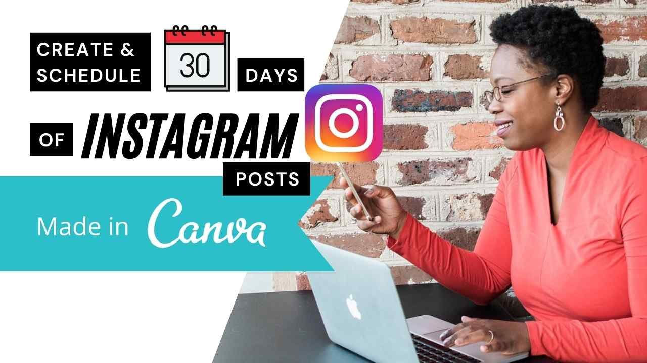 use canva for instagram